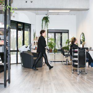 Duurzame kapsalon Oudorp biologisch natuurlijke haarproducten
